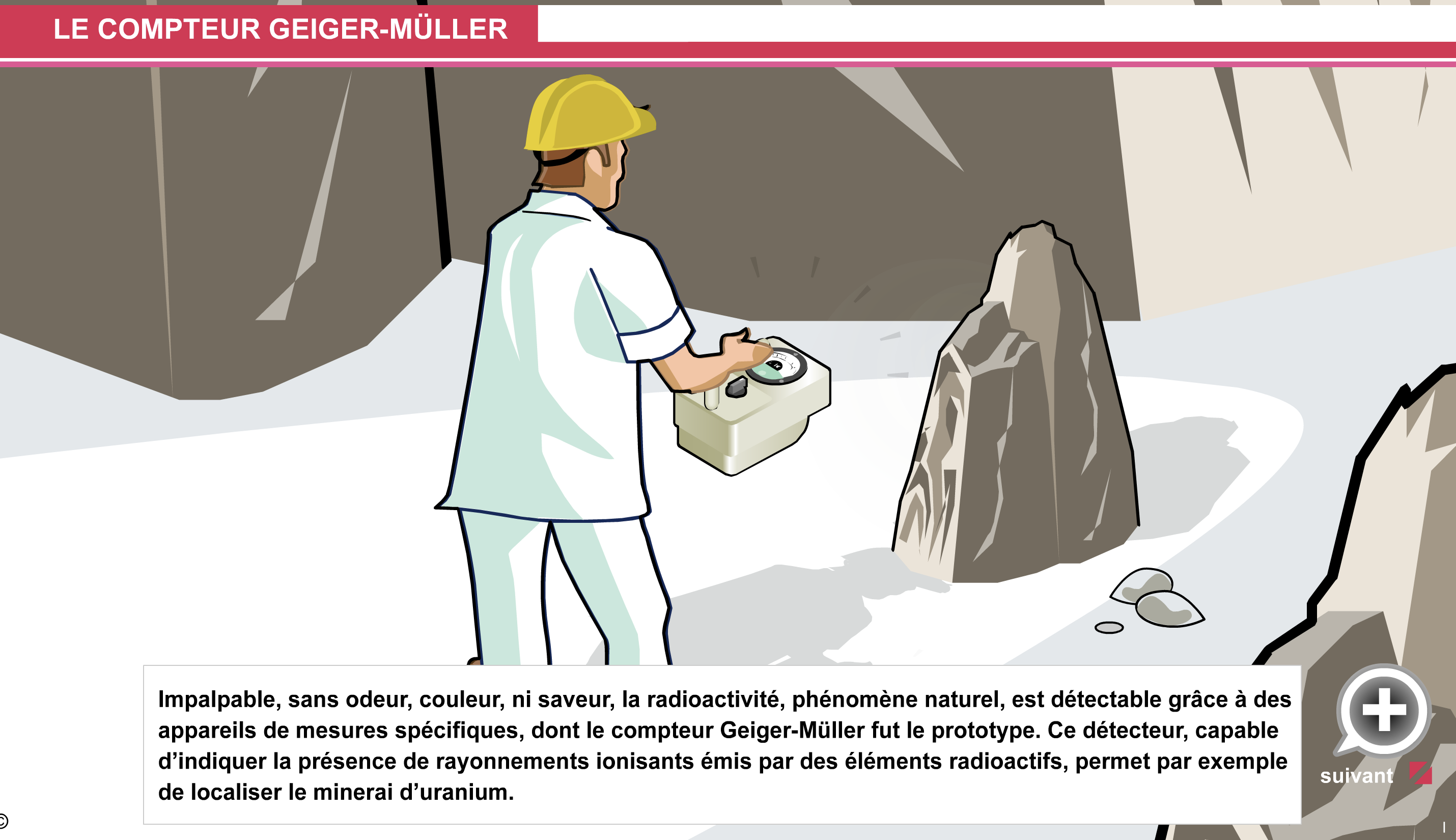 Le compteur Geiger-Müller