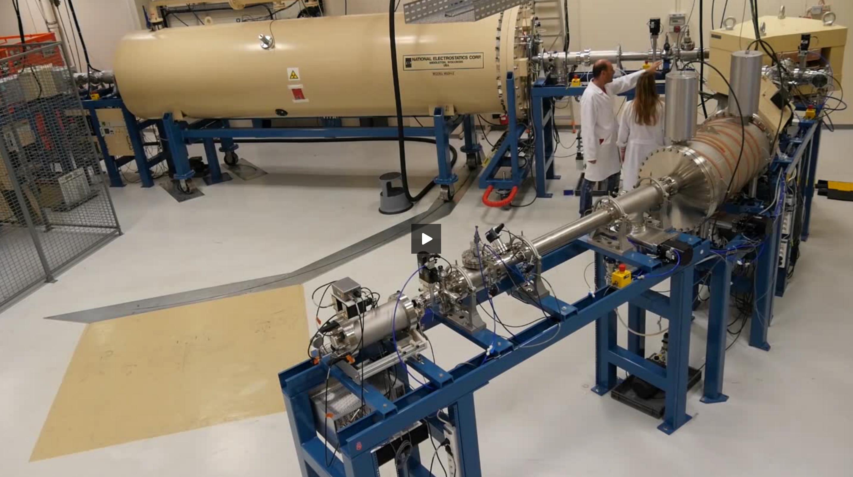 Laboratoire de datation par le carbone 14 (vidéo)