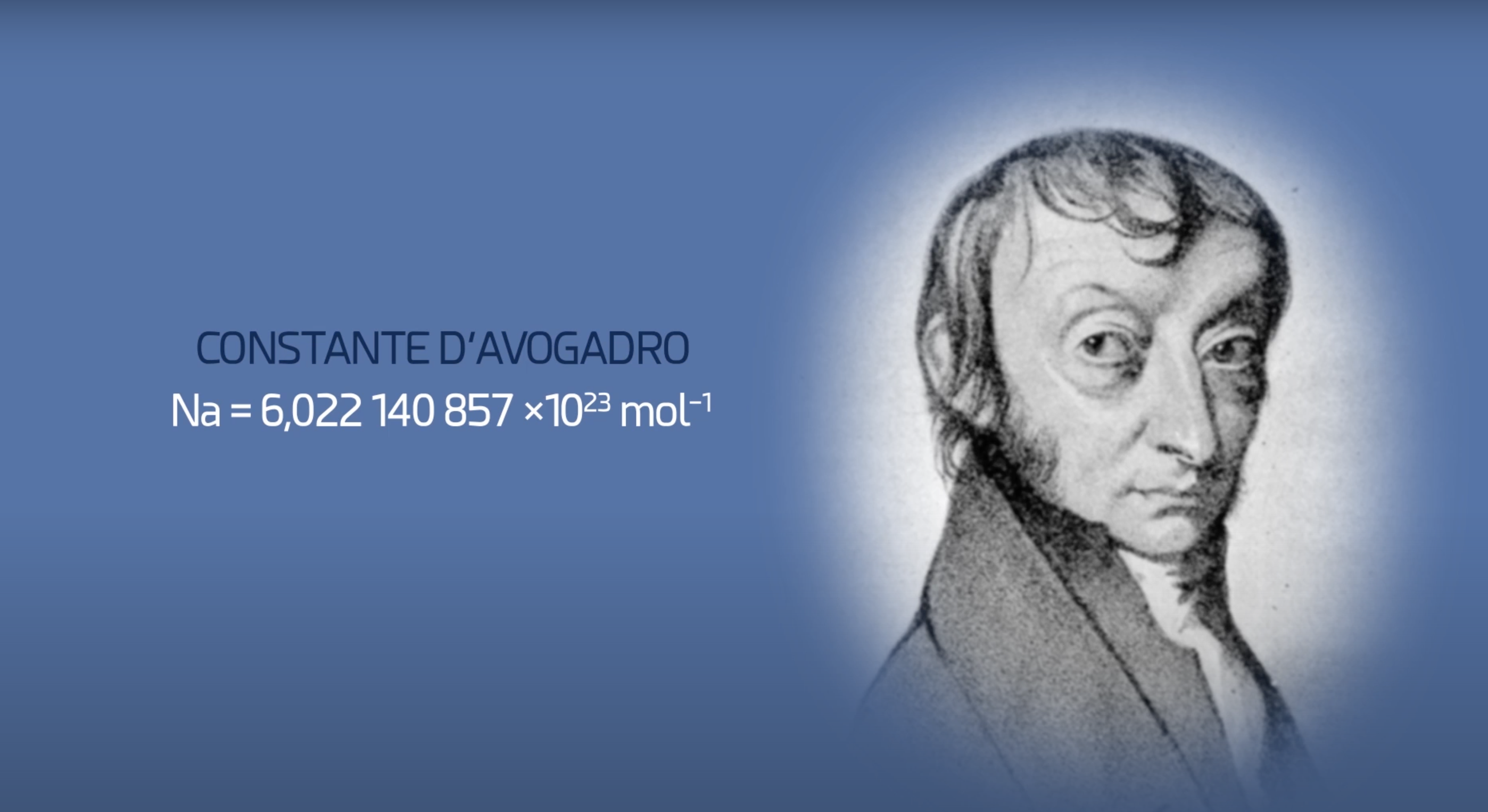 La constante d'Avogadro (vidéo)