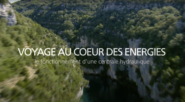 Fonctionnement d'un barrage (vidéo)