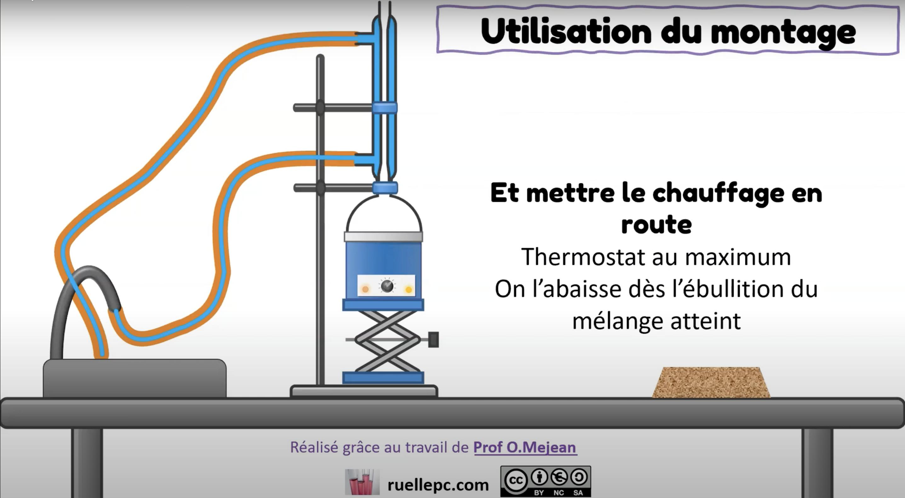 La saponification (vidéo)