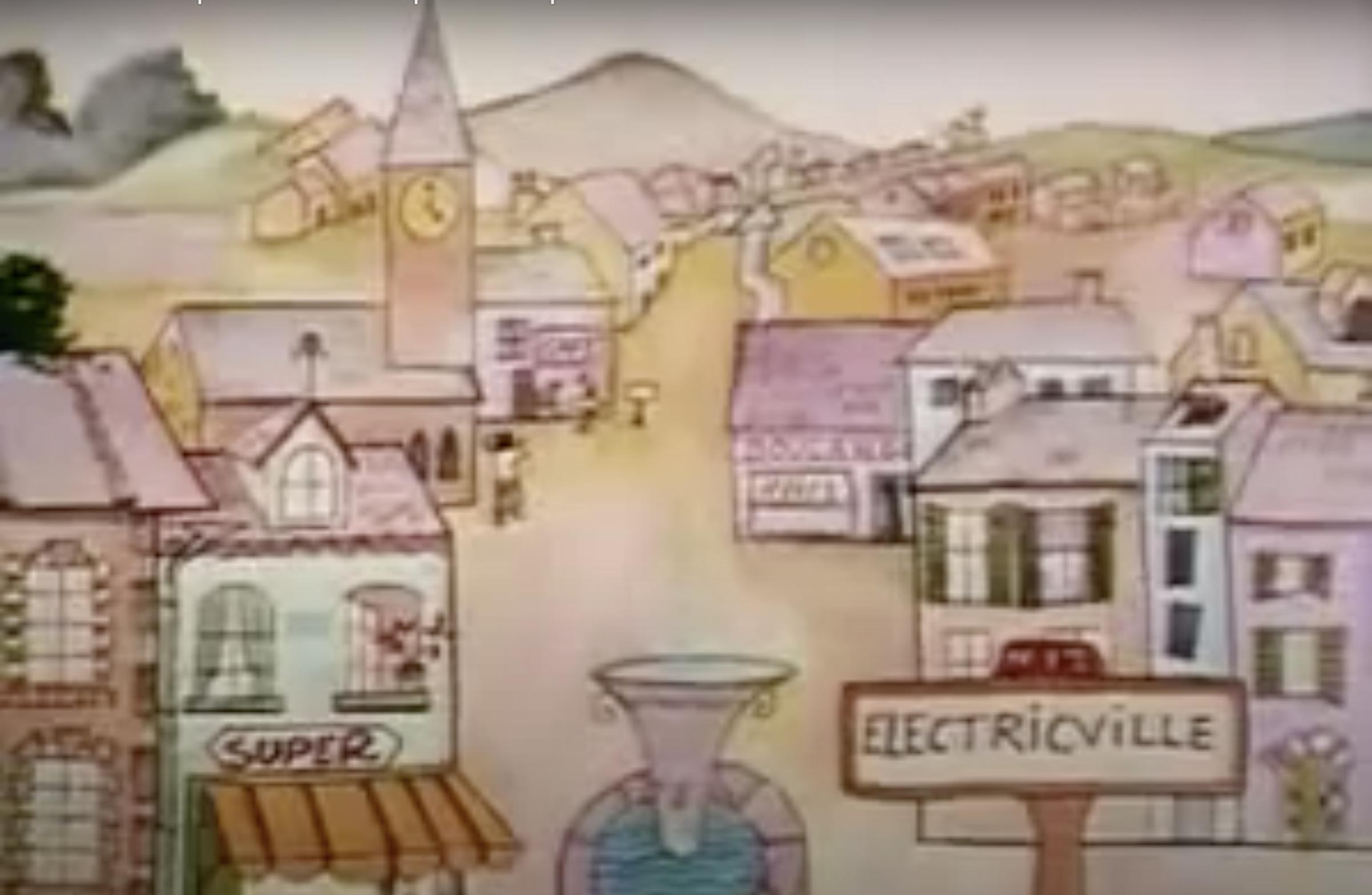 Voyage en électricité (vidéo)