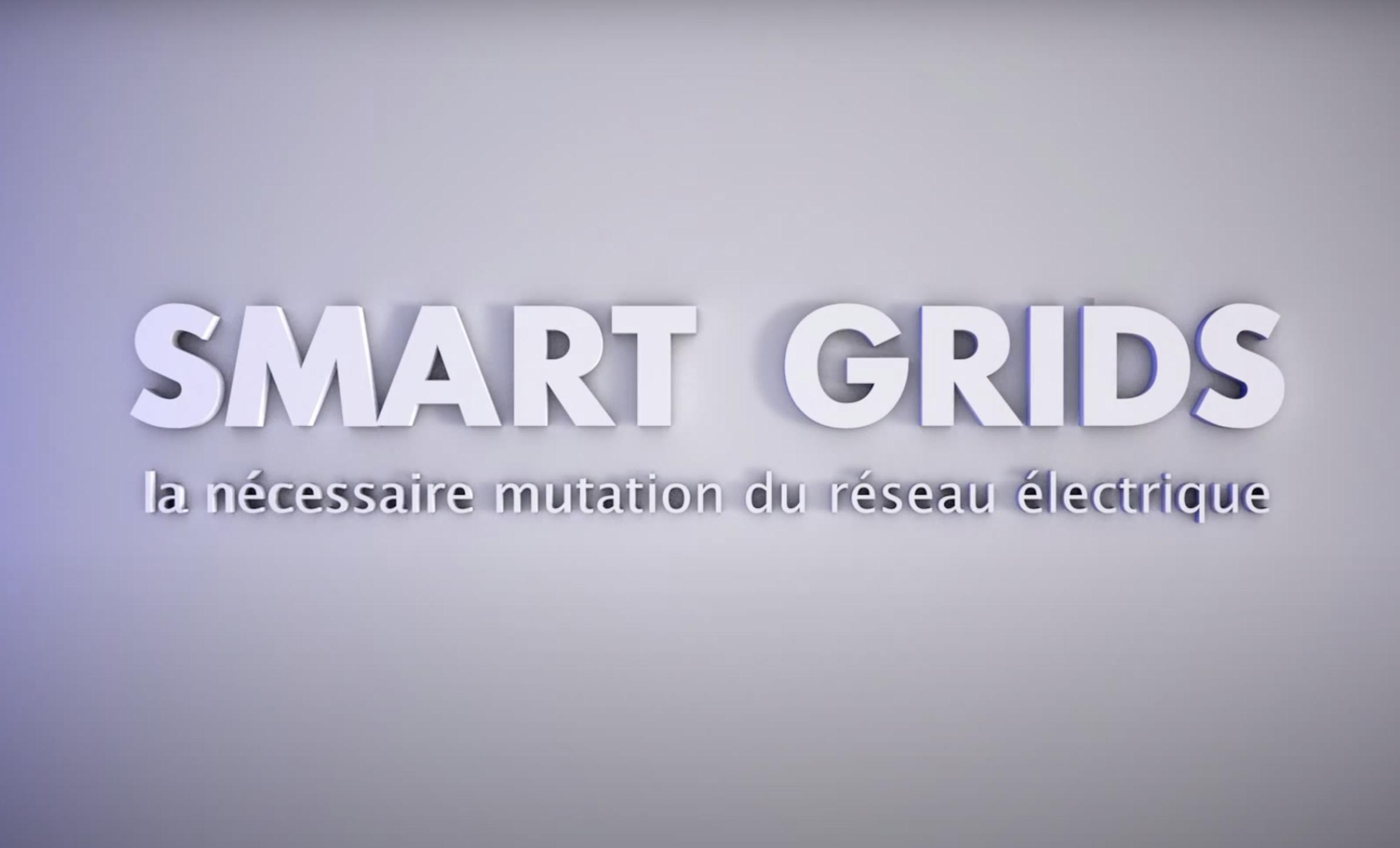 SMART GRIDS, la nécessaire mutation du réseau électrique